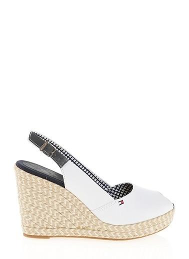 Tommy Hilfiger Casual Ayakkabı Beyaz